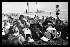 Tony Ray-Jones: Brighton Beach 1966