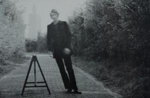 Bas Jan Ader: Fall (Geometric), 1971