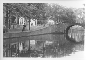 Bas Jan Ader: Fall 2 – Amsterdam, 1970